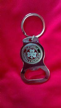 Metal Keyring/Bottle opener